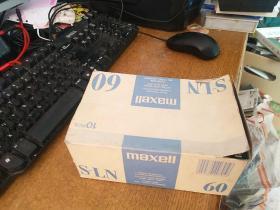 60分钟空白磁带10盒