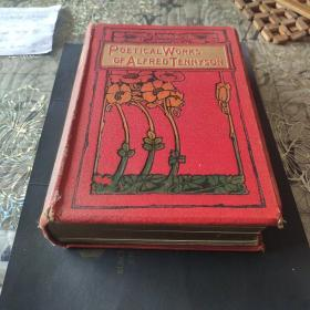Poetical works of Alfred Tennyson