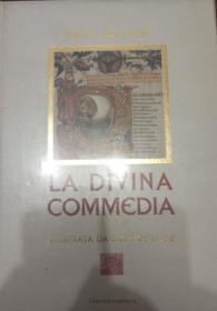 【巨型意大利语原版】整页多雷插图版完整版 但丁《神曲》(最后几章的右下角有图示轻微受潮)La Divina Commedia