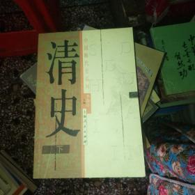 中国断代史系列 清史 下