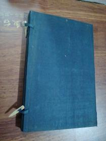 老线装书旧函套1个、25.5X16.5X2CM