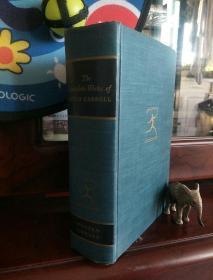 the complete works of lewis Carroll 顶端刷蓝 lewis Carroll文集包括爱丽丝梦游仙境等