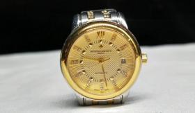 世界顶级名表【江诗丹顿】腕表 带盒子 表重84g