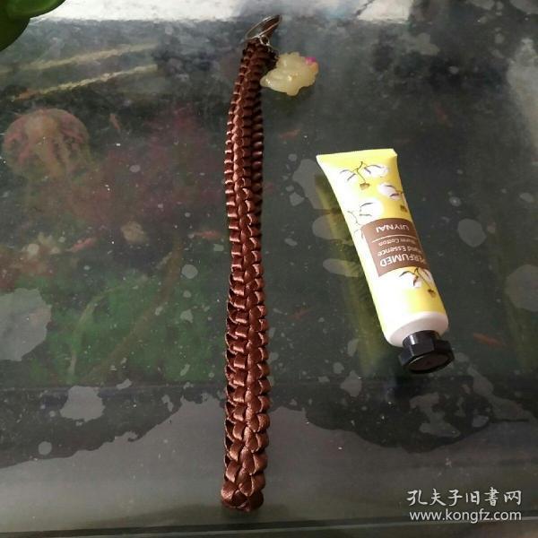 彩带编织钥匙链④生肖龙