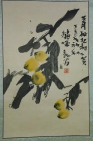 薛志耘,国画