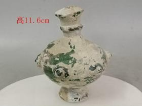 战汉老琉璃瓶.1