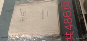 1966年文革期间资料486页
