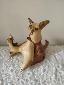 崖柏  如小鹿似小马  似猫咪如小兔  不同心境下  自然有不同