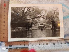 老风景照片一张10cm×15cm