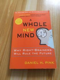 A Whole New Mind:Why Right-Brainers Will Rule the Future