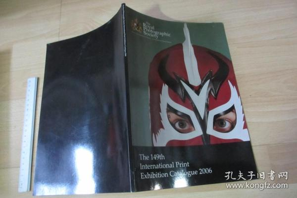 The 149th International Print Exhibition Catalogue 2006【英文原版 大16开铜版彩印】