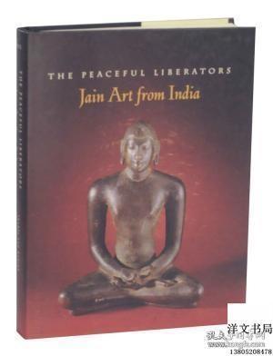【包邮】1994年出版,《来自印度的耆那教的艺术》The Peaceful Liberators: Jain Art from India;作者Pratapaditya Pal