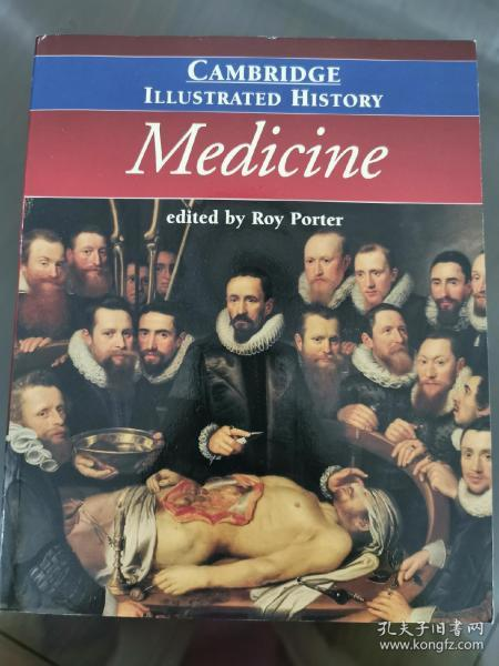 The Cambridge Illustrated History  Medicine