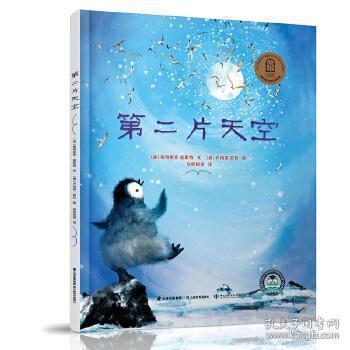 正版现货 第二片天空 帕特里克盖斯特 (澳)  文  乔纳森宾利 (澳) 绘 云南美术出版社 9787548934196 书籍 畅销书
