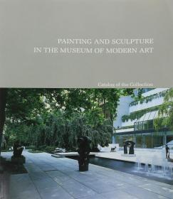 Painting and sculpture in the Museum of Modern Art