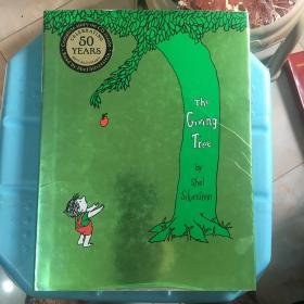 The Giving Tree 40th Anniversary Edition Book with CD:爱心树