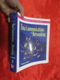 Data Communications and Networking      ( 16开)   【详见图】