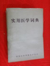 实用医学词典