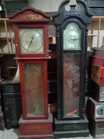 落地大座钟,漂亮大气,品相如图正常使,怀旧收藏道具摆设佳品!1500一座