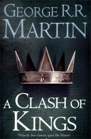 AClashofKings(ASongofIceandFire,Book2)冰与火之歌2:列王的纷争