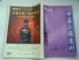中篇小说选刊2010年第4期