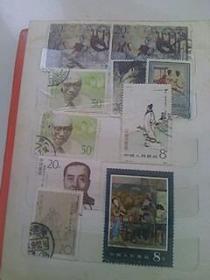 中国人民邮政8分