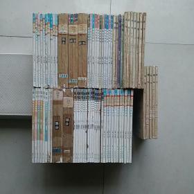 《读书》杂志:(1979-2006年,共89本合售)—— 期数目录详见描述;净重12170克