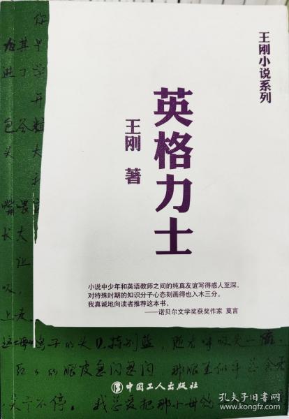 王刚小说系列:英格力士