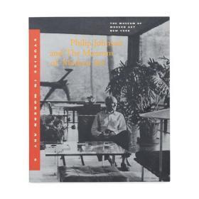 Philip Johnson and The Museum of Modern Art (Studies in Modern Art 6)