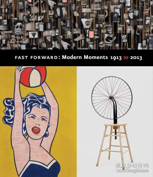 Fast Forward: Modern Moments, 1913-2013
