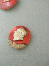 世界革命人民心中的红太阳3.5厘米保真包老如假包退