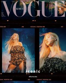 Vogue Korea 2020.3月刊朴彩英