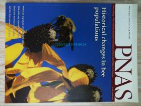 PNAS 2013/03/19 美国国家科学院院刊学术论文原版期刊外文杂志  Proceedings of the National Academy of Sciences of the United States of America