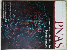 PNAS 2013/04/2 美国国家科学院院刊学术论文原版期刊外文杂志  Proceedings of the National Academy of Sciences of the United States of America