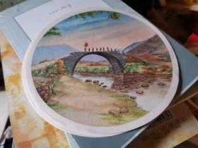 井冈山红色文化收藏:龙源口大捷 古桥,解放初期江西商标。10枚