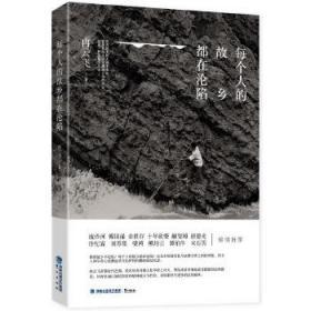 正版现货 每个人的故乡都在沦陷 冉云飞 鹭江出版社 9787545908558 书籍 畅销书