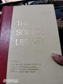 The Science Library(1-6) 合售