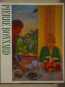 全网仅此一册 皮埃尔·邦纳德展 没后50年 pierre bonnard 后印象主义 色彩大师油画作品集 日文原版