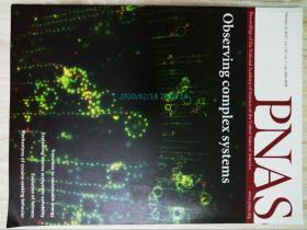 PNAS 2013/02/12 美国国家科学院院刊学术论文原版期刊外文杂志  Proceedings of the National Academy of Sciences of the United States of America