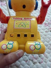 机器人(早期)