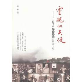正版现货 灵魂的天使——十二位文化艺术名家的另面人生 张晴 人民出版社 9787010128467 书籍 畅销书
