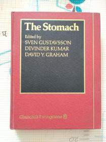 THE STOMACH(胃)全英文版医学书