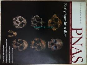 PNAS 2013/06/25 美国国家科学院院刊学术论文原版期刊外文杂志  Proceedings of the National Academy of Sciences of the United States of America