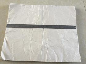 民国连史纸 一卷600张 规格52.5x43.5,包老