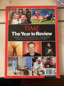 Time The Year in Review 2014