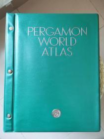 波兰帕加马世界地图集 1968