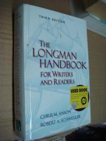 The Longman Handbook for Writers and Readers (THIRD EDITION) 精装24开 厚重