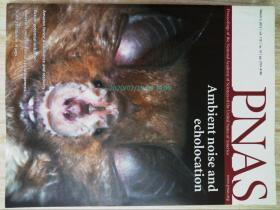 PNAS 2013/03/5 美国国家科学院院刊学术论文原版期刊外文杂志  Proceedings of the National Academy of Sciences of the United States of America