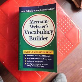 Merriam Websters Vocabulary Builder
