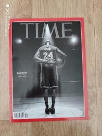 """全新!时代周刊time,Kobe科比,亚太版,英文版时代周刊杂志 Time Magazine, 2020年2月,封面"""" 科比 """"逝世纪念特刊,珍贵史料!"""